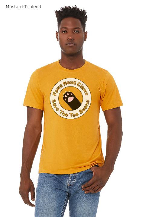 Mustard Triblend